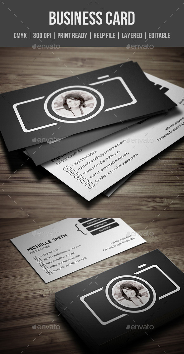 5 noteworthy back of business cards ideas photography back of business card template reheart Gallery