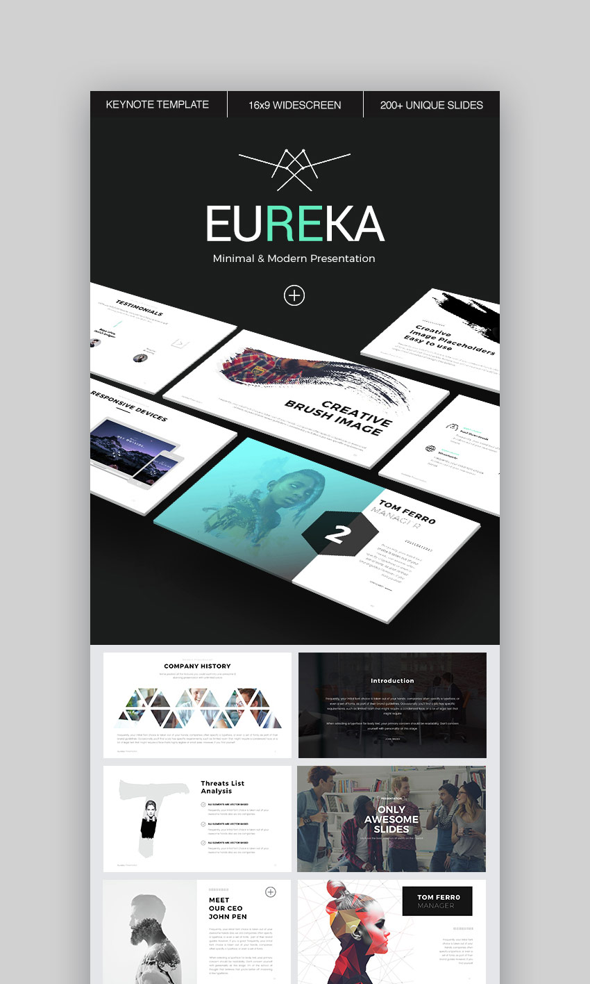 15 best keynote presentation templates for mac users eureka beautiful mac keynote presentation template toneelgroepblik Image collections
