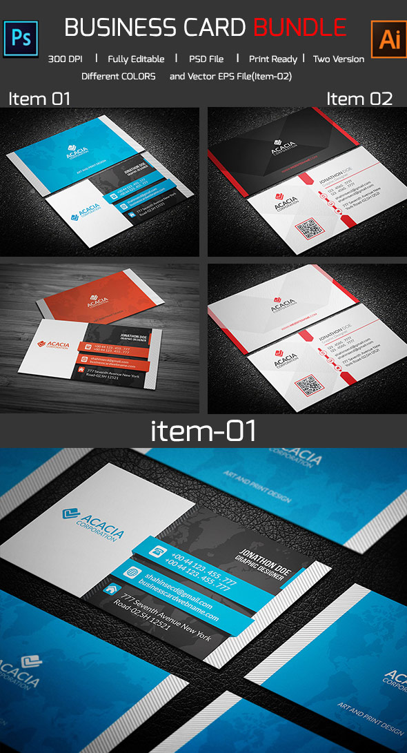 15 premium business card templates in photoshop illustrator premium business card templates fbccfo Choice Image