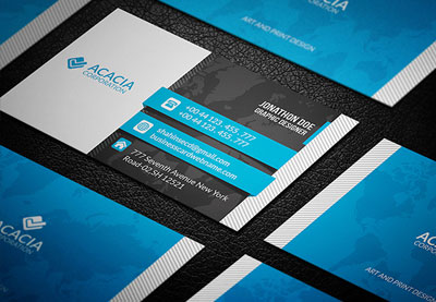 The ultimate design guide to standard business card sizes reheart Image collections