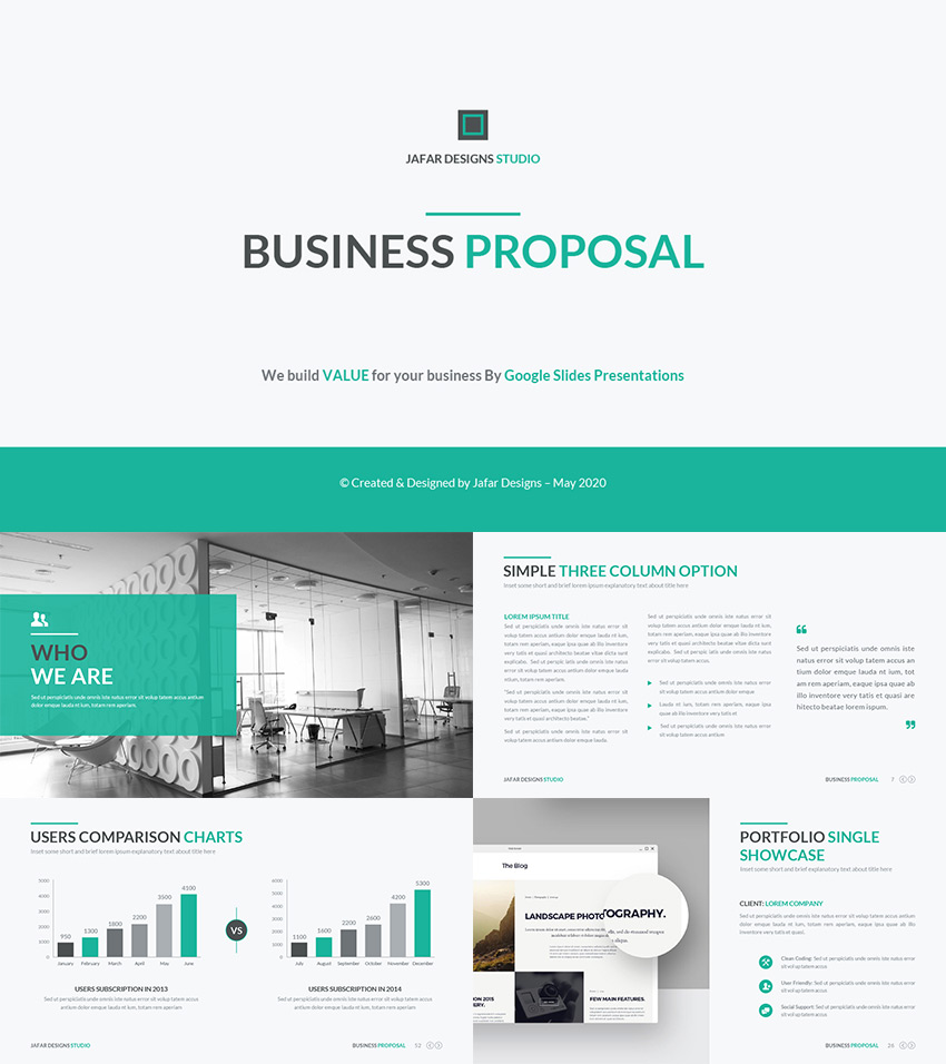 Best New Presentation Templates of 2016 PowerPoint Keynote – Google Powerpoint Template