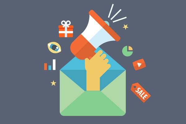 نتیجه تصویری برای email marketing