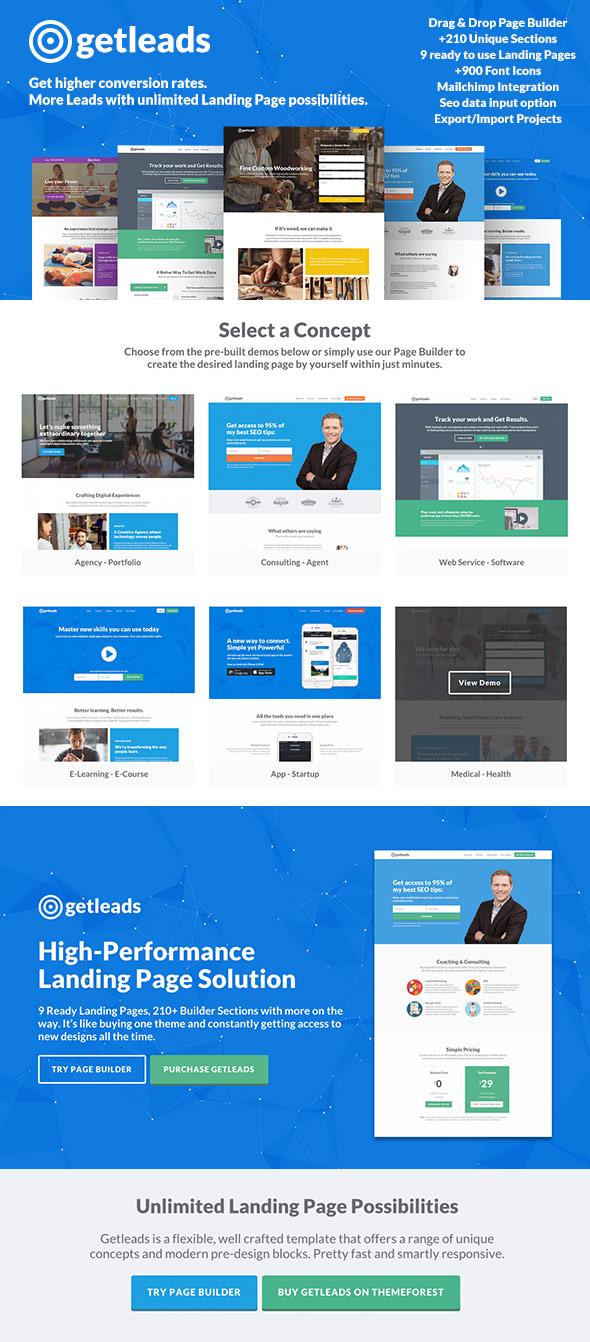 Envato Tuts+ Business - Landing Pages