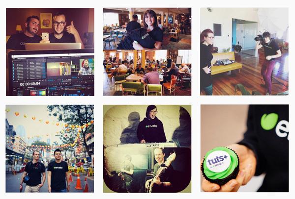 Envato Employee Brand Ambassadors