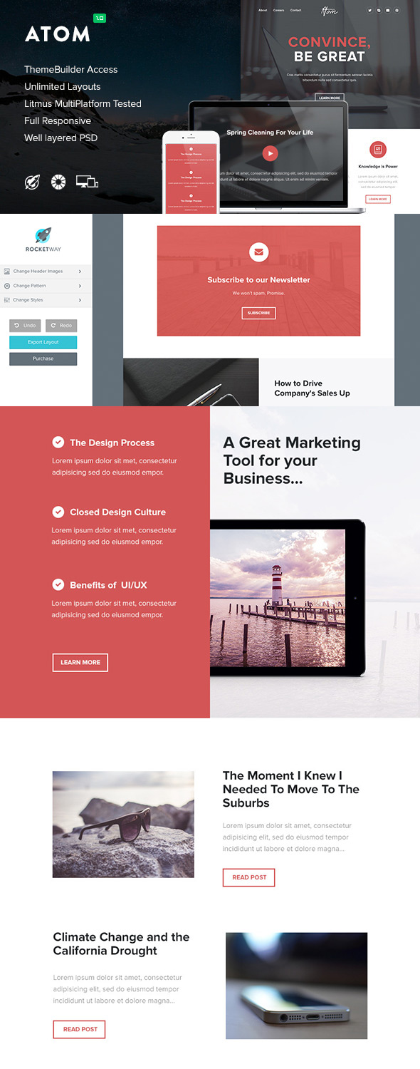 Wonderful 10 Tips For Writing A Good Resume Tiny 100 Free Resume Builder Online Regular 16 Birthday Invitation Templates 1st Birthday Invitation Template Old 1st Birthday Invite Templates Red2.5 Button Template 20 Responsive Email Newsletter Templates\u2014For Your Next Marketing ..