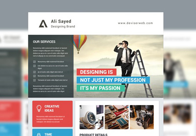 20 business flyer templates with creative layout designs accmission Gallery