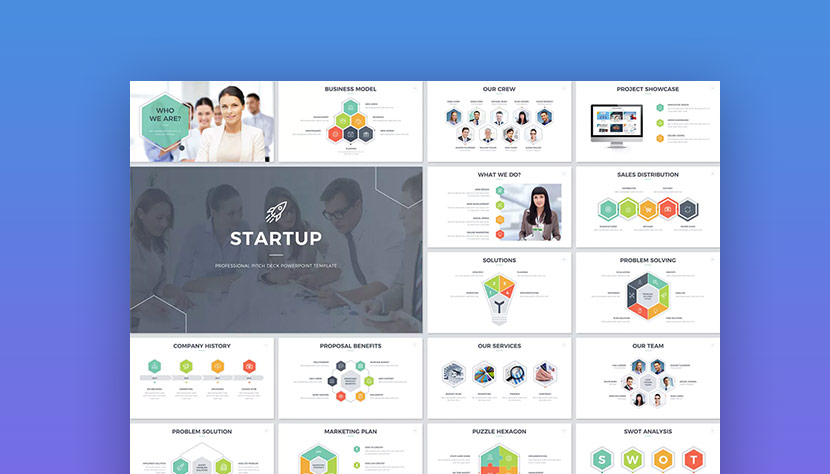 20 best pitch deck templates for business plan powerpoint presentations startup pitch deck powerpoint ppt template flashek Image collections