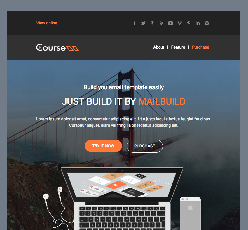 Course - Responsive Email  MailBuild Online