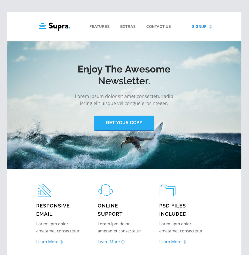 Supra - Pack of 20 Templates  Online Template Builder