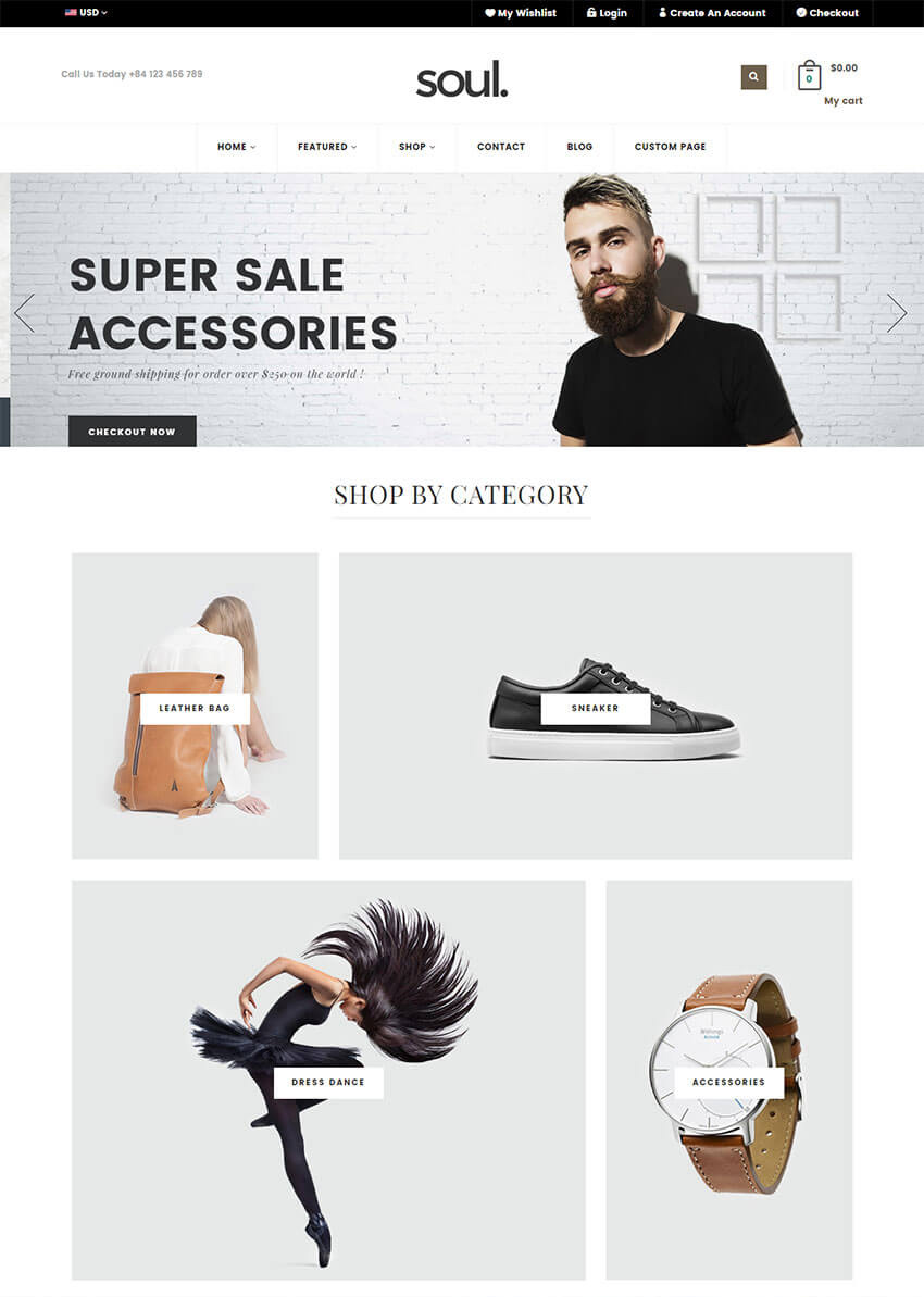 Soul - Multipurpose Shopify Theme