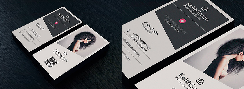 15 creative business card templates with unique designs