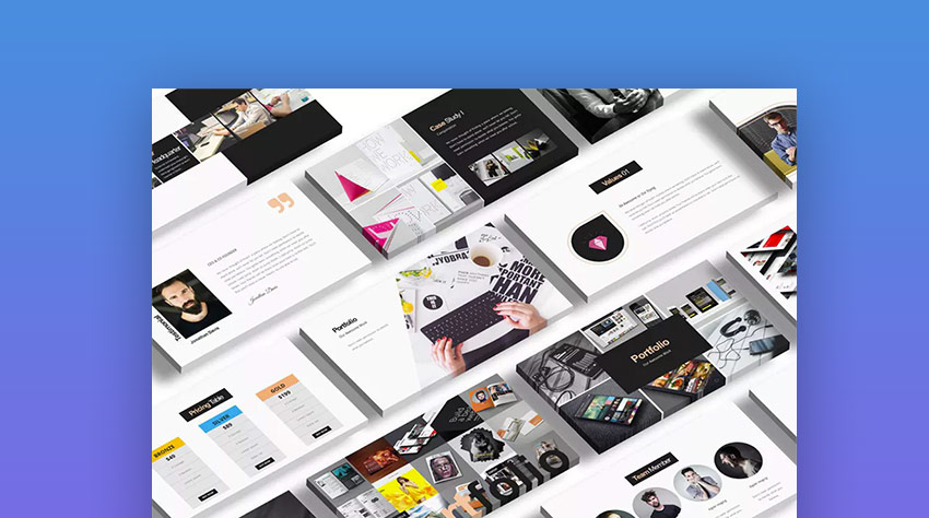 15+ Creative Powerpoint Templates - For Presenting Your Innovative Ideas