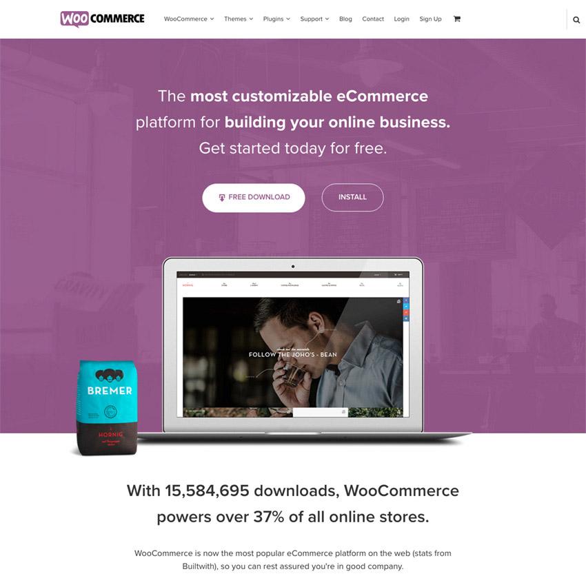 WooCommerce Site