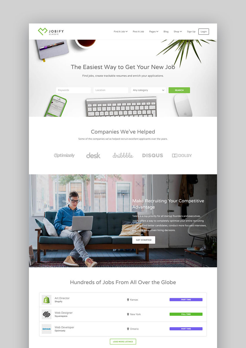 20 best wordpress directory themes to make business. Black Bedroom Furniture Sets. Home Design Ideas