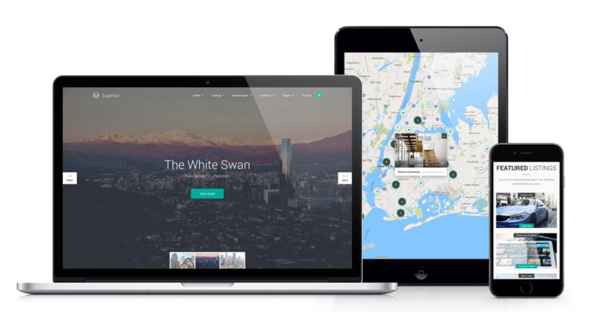 20 Best WordPress Directory Themes to Make Business Websites (2017)