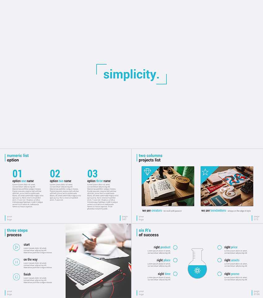 15 education powerpoint templates for great school presentations simplicity premium and easy to edit powerpoint template toneelgroepblik Image collections