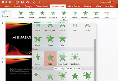 10 simple powerpoint animation tips and tricks toneelgroepblik Gallery