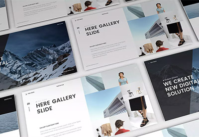 40+ Awesome PowerPoint Templates (With Cool PPT Presentation Designs)