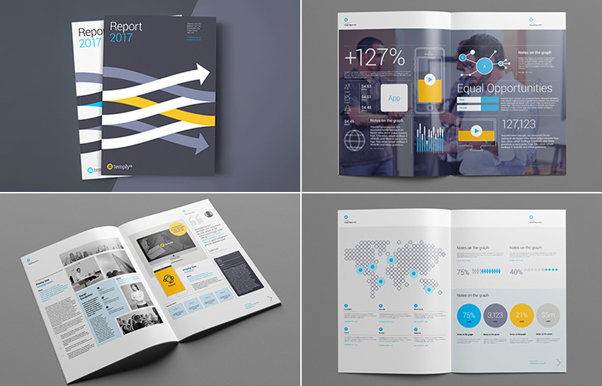 Superior Professional Annual Report Template Design Example Within Annual Reports Templates