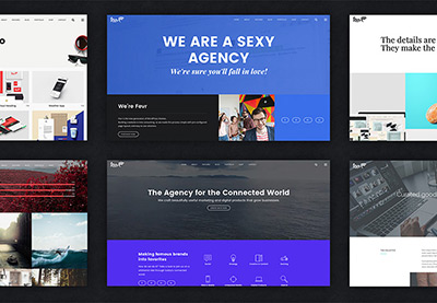 How to Create Agency Websites With WordPress Theme Designs