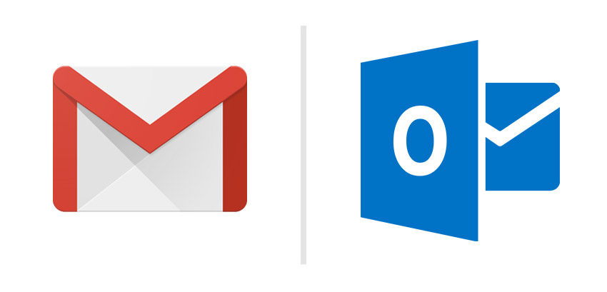 gmail vs outlook what s the best free email service