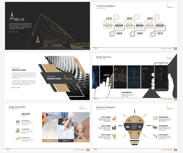 15 animated powerpoint templates with amazing interactive slides archie animated powerpoint presentation template design toneelgroepblik Choice Image