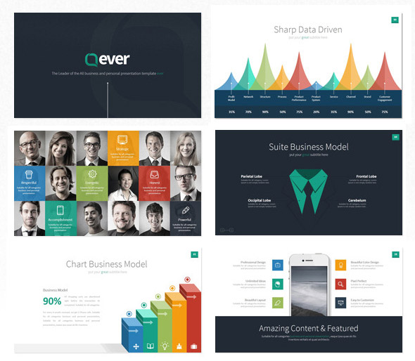 Extrêmement 15+ Animated PowerPoint Templates With Amazing Interactive Slides QH12
