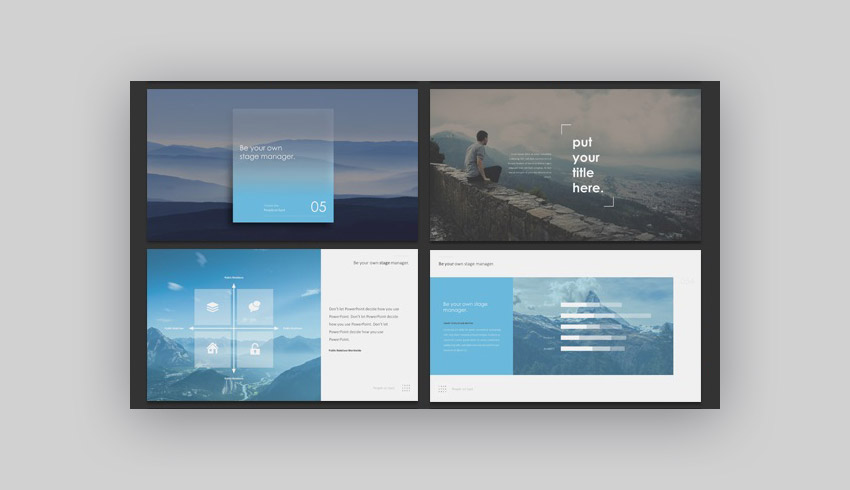 17+ Cool Google Slides Themes (To Make Modern Presentations in 2017)
