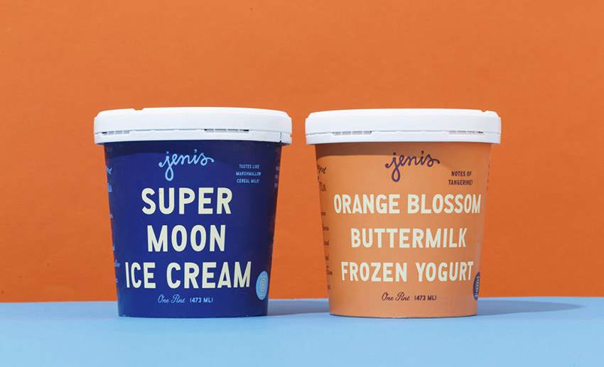 Jenis Ice Cream is an online product impulse buy