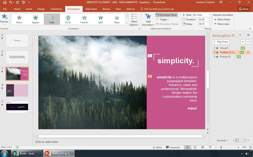 How to Sequence Animation Order in PowerPoint in 60 Seconds