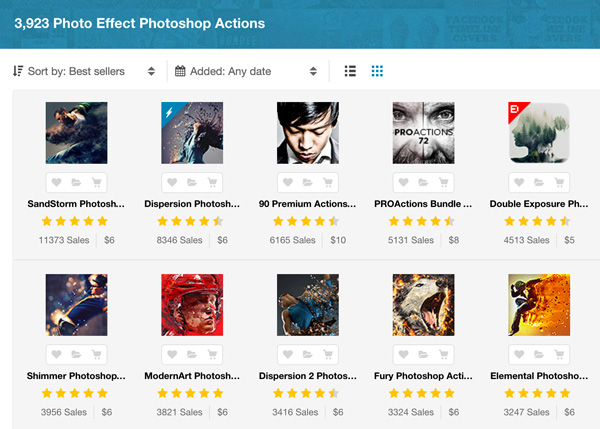 Best Photoshop photo effects