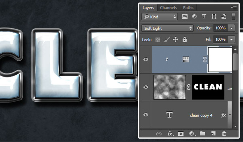 How to Create a Plastic Effect in Photoshop Tutorial Adjustment Layers Blend Mode