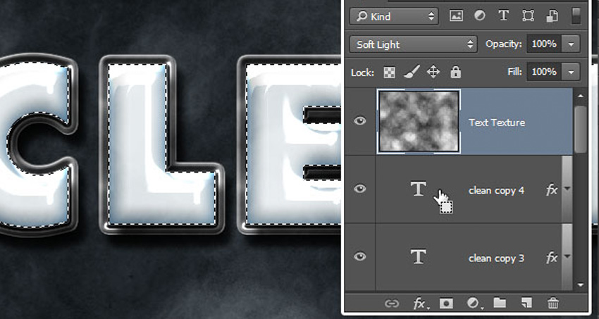 How to Create a Plastic Effect in Photoshop Tutorial Create a Selection