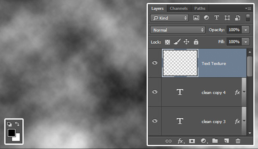 How to Create a Plastic Effect in Photoshop Tutorial Render Clouds