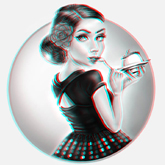 Photoshop in 60 Seconds How to Apply a 3D Anaglyph Effect