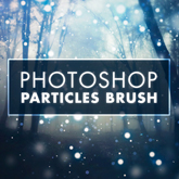 How to Create a Light Particles Photoshop Brush