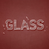 How to Create a Quick Broken Glass Text Effect in Adobe Photoshop