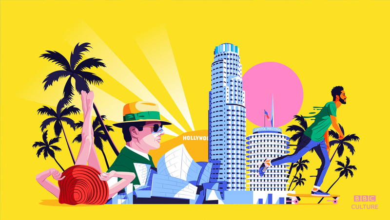 Editorial illustration by Estudio Santa Rita