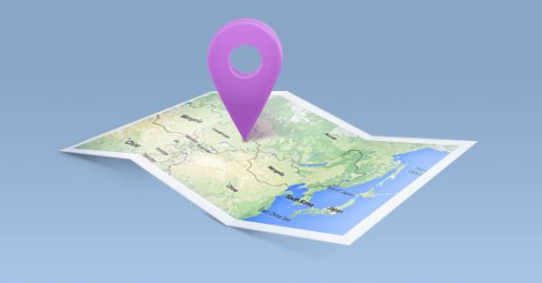 http://design.tutsplus.com/tutorials/how-to-create-a-map-icon-using-adobe-photoshop--cms-22452