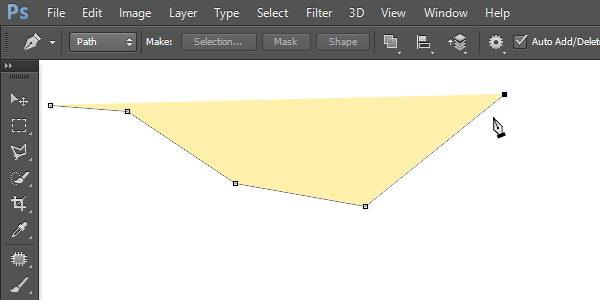 Vẽ giấy sử dụng công cụ Pen