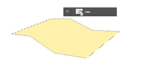 Select map segment