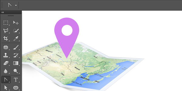 Bản đồ cơ bản hình biểu tượng