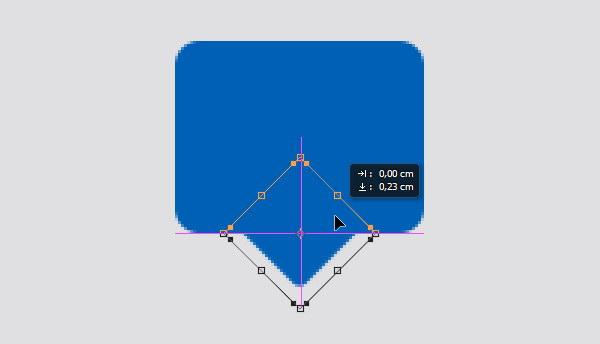 Designing Icon Base - Centering the shape