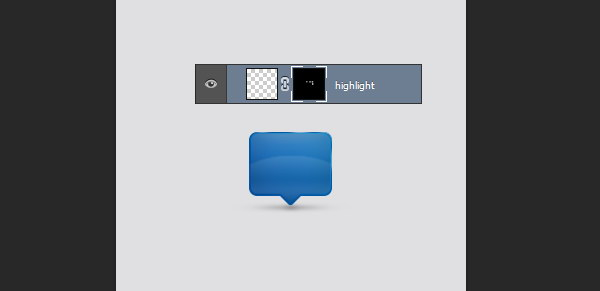 Icon Shadow - Highlight on the icons edge