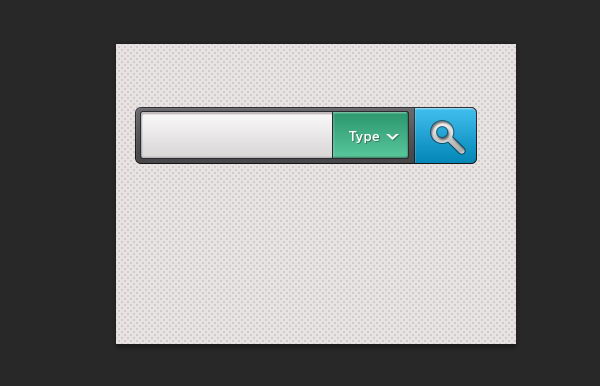 Design A Search Bar And Image Display Interface In Adobe
