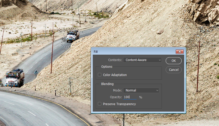 How to Create a Selective Animated Glitch Photo Effect in Adobe Photoshop