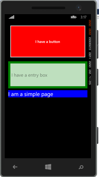 Getting Started with Xamarin Forms: Layout Options
