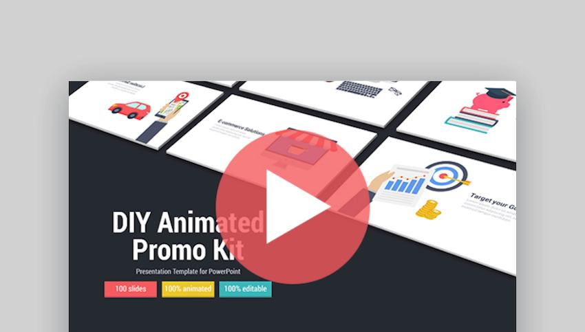 40 Best Free Premium Animated Powerpoint Templates With
