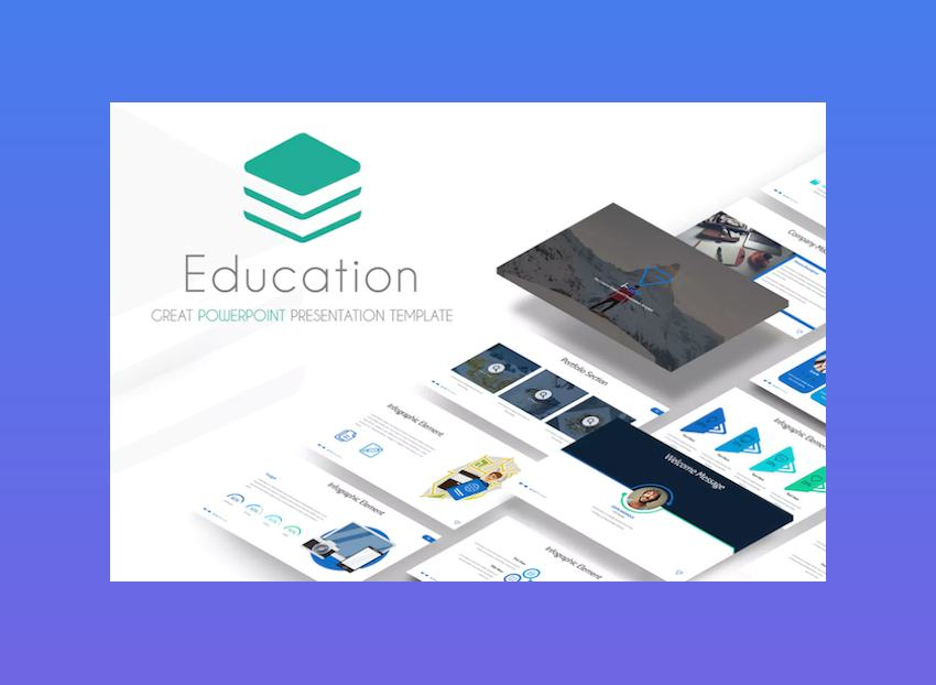 Education Google Slides Template