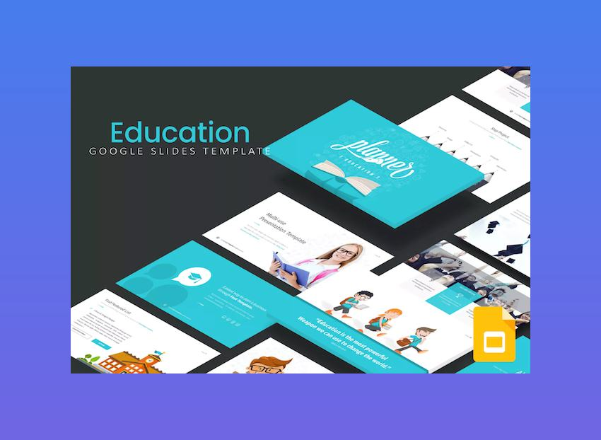 20 Google Slides Templates for Teachers, Educators, and